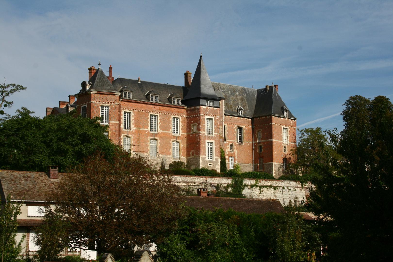 Chateau de Louye