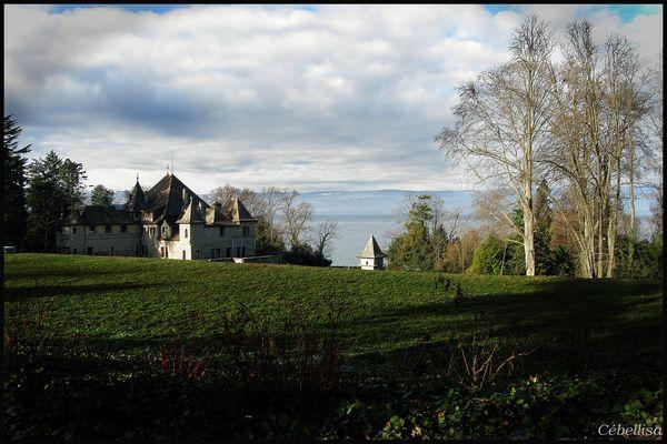 Chateau de Montjoux 74