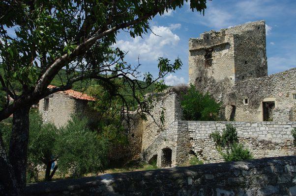 chateau de Peyruis