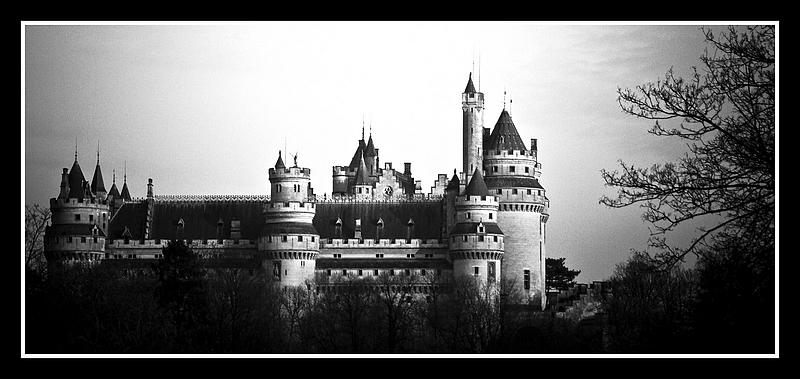 Chateau de Pierrefonds (PICARDIE)