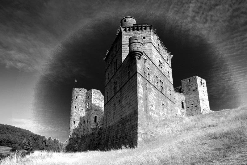 chateau de portes gard
