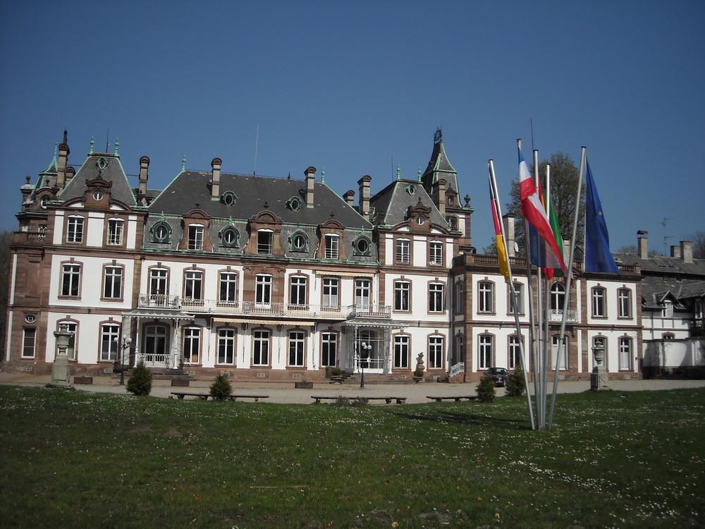 Chateau de Pourtales