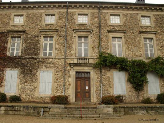 Chateau de Saint Amans Valtoret
