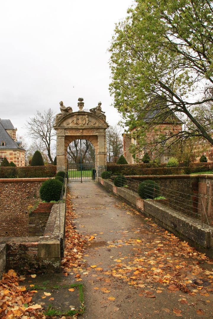 Chateau de Sorel-Moussel (Eure et Loir) 2
