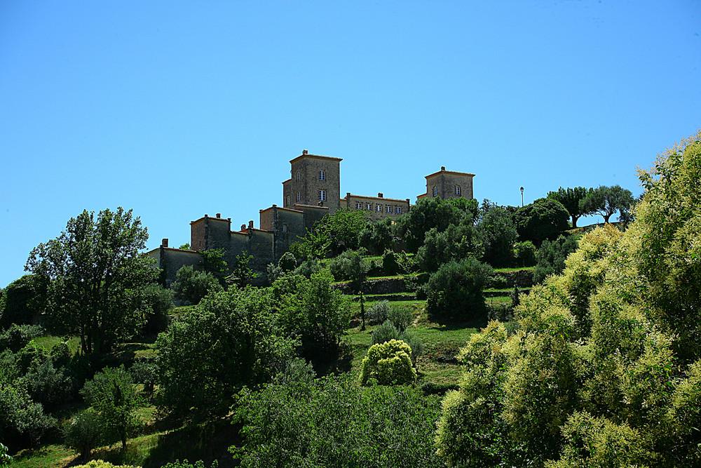 Chateau de Tourette