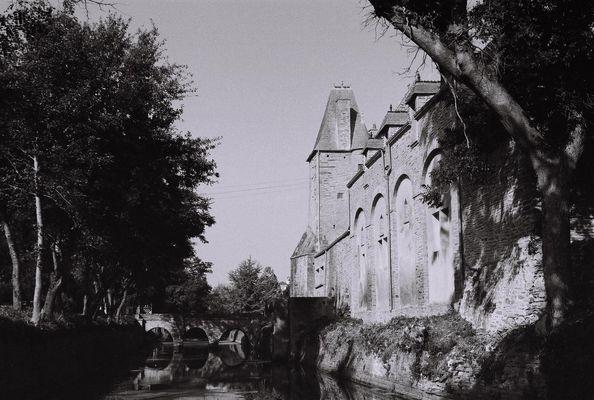 Chateau de Tourlaville (50)