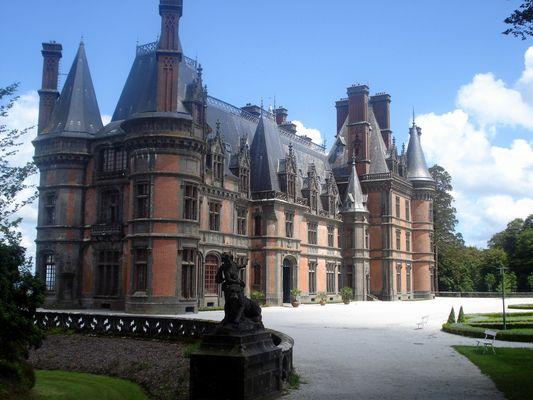 chateau de trevarez