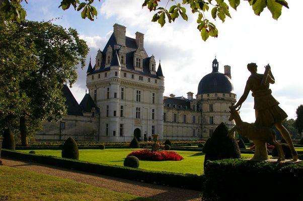 chateau de valencay (indre)