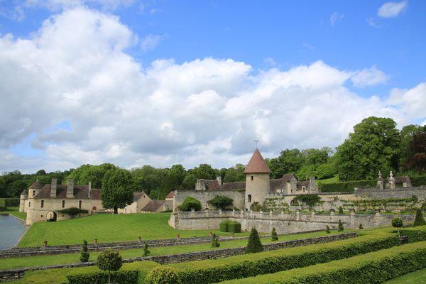 Chateau de Villarceaux