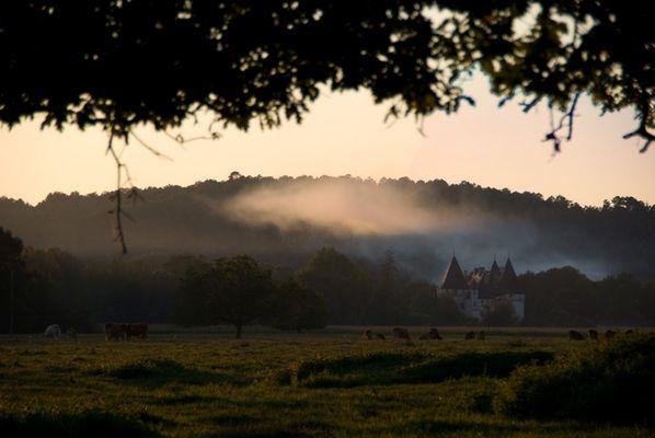 Chateau des bories - Dordogne