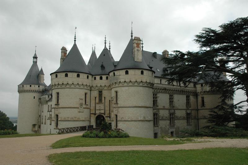 chateau environs de Blois
