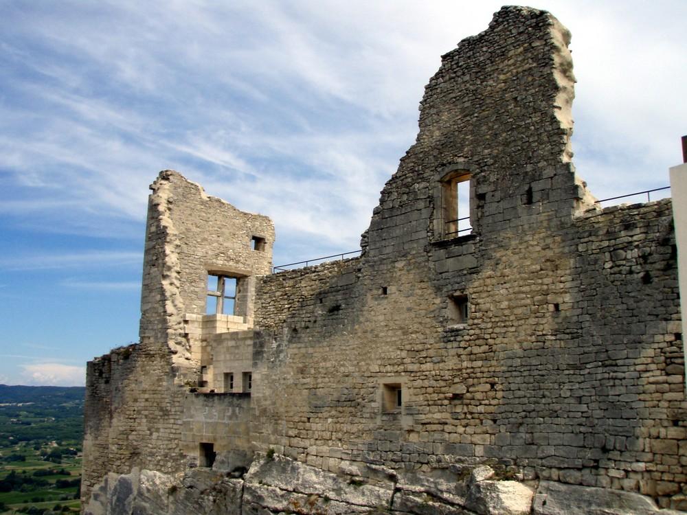 Chateau fort de Lacoste