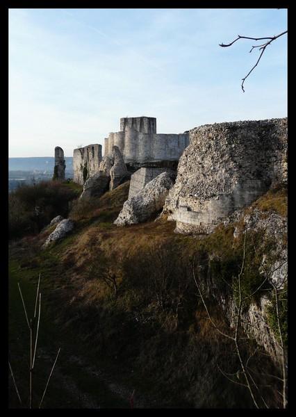 Chateau Gaillard sud