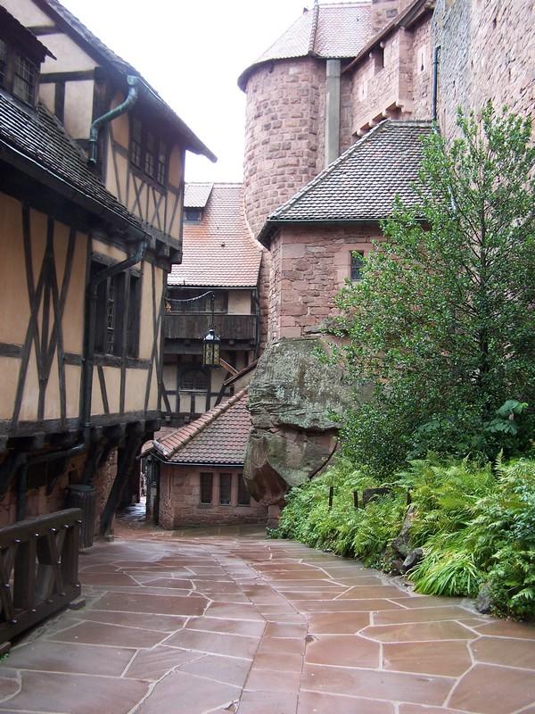 chateau haut-koenigsbourg alsace