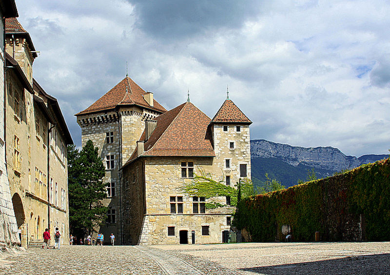 Chateau in Annecy