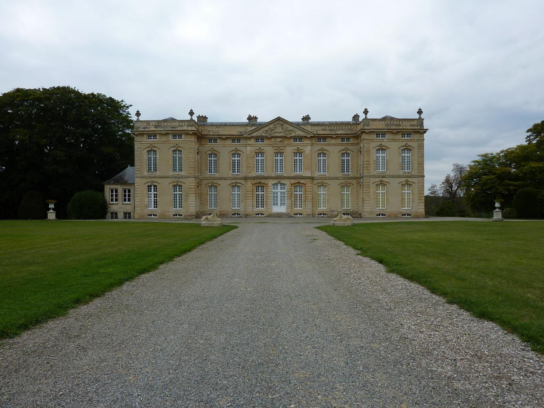 Chateau Le Bourg Saint Léonard