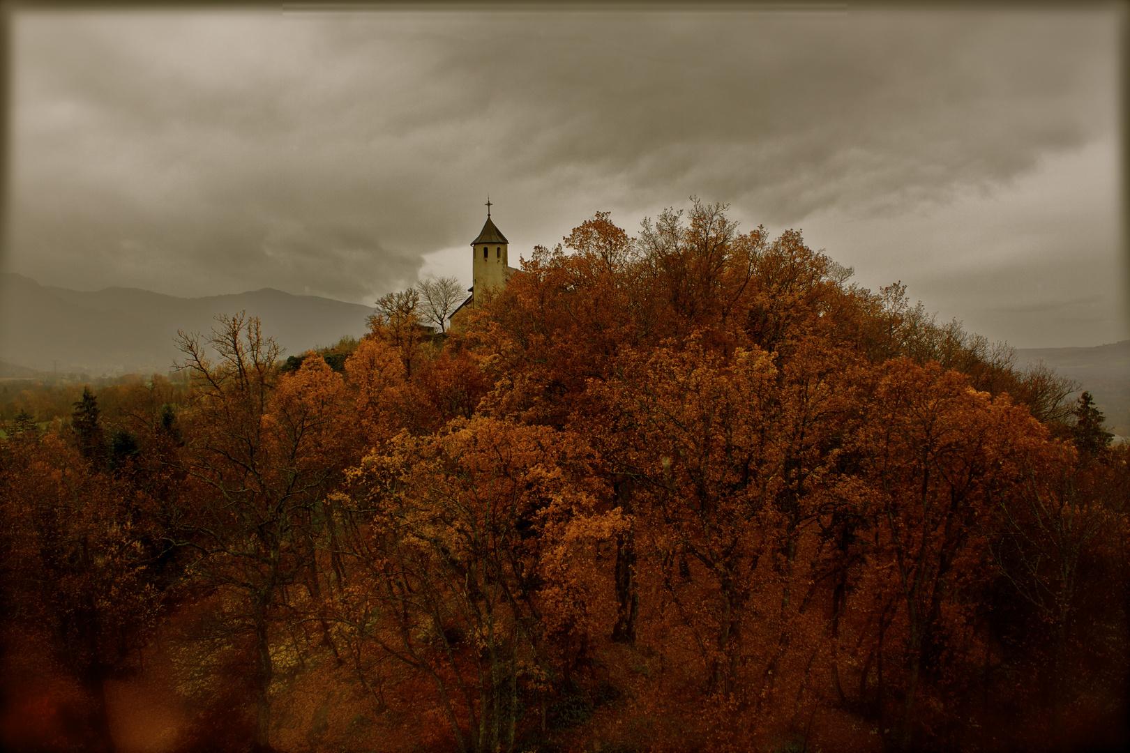 Chateau neuf d'Allinge