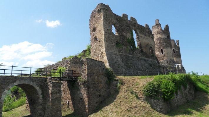 Chateau Rocher , St Remy de Blot
