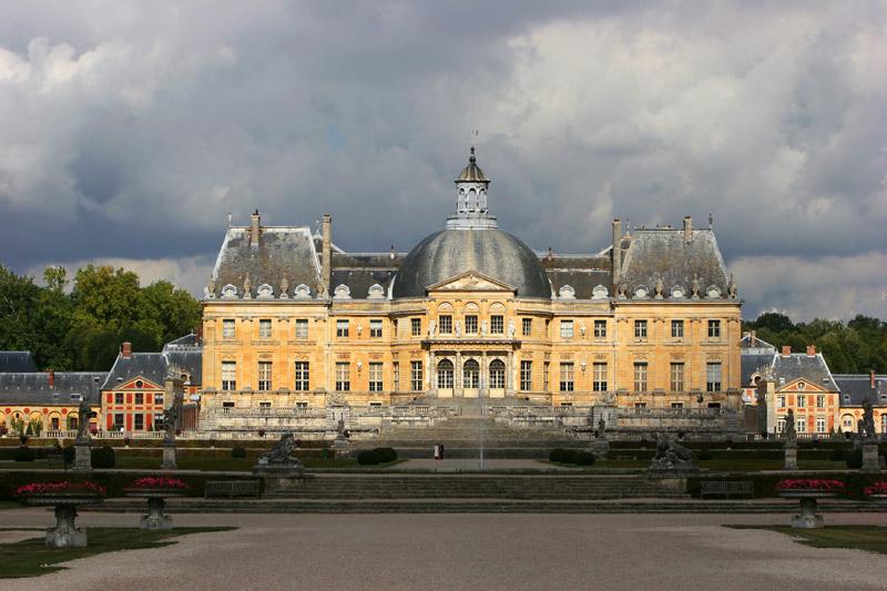 Chateau Vaux-le-Comte