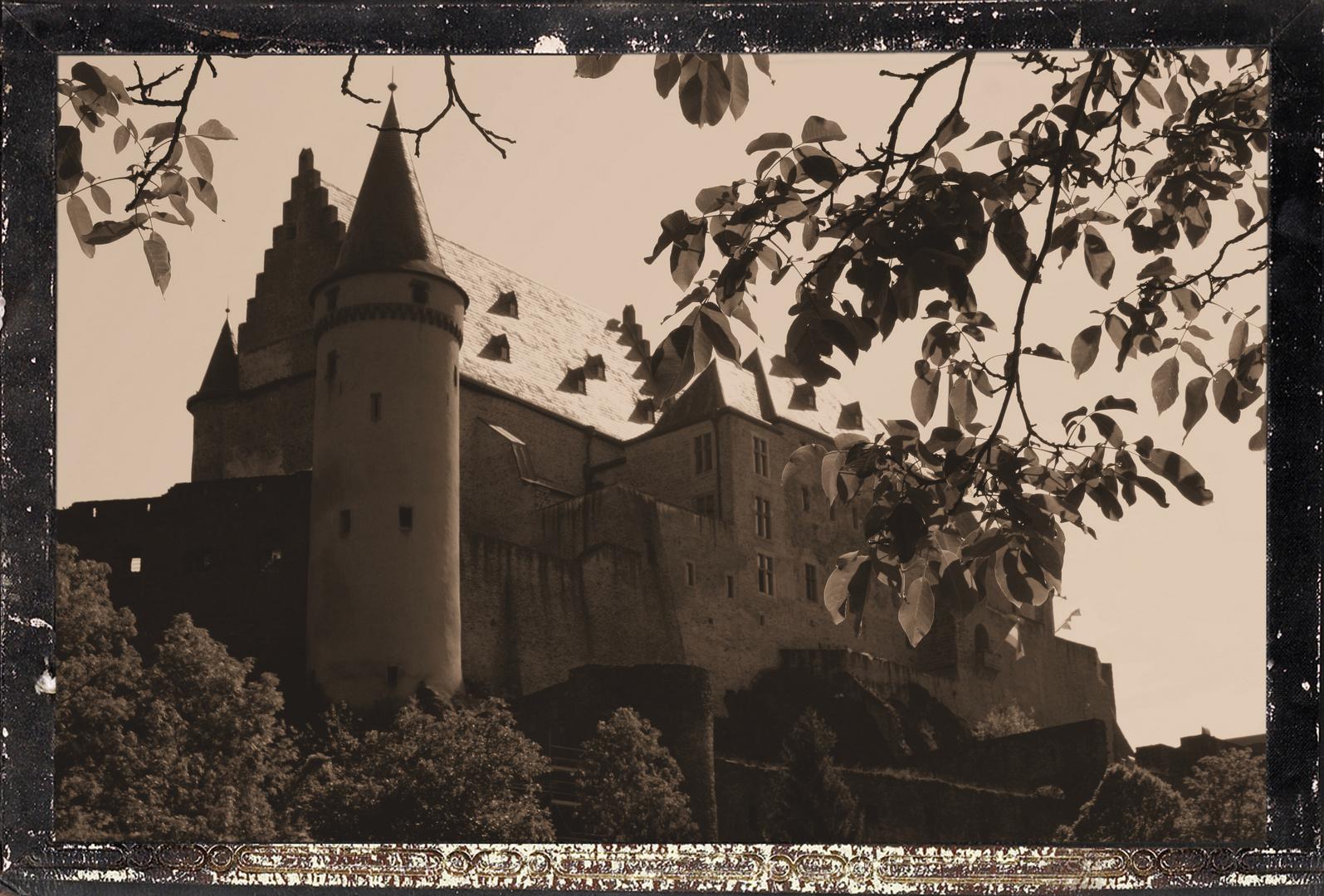 Chateau Vianden