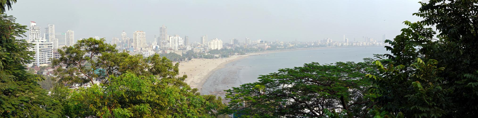 Chaupati Beach