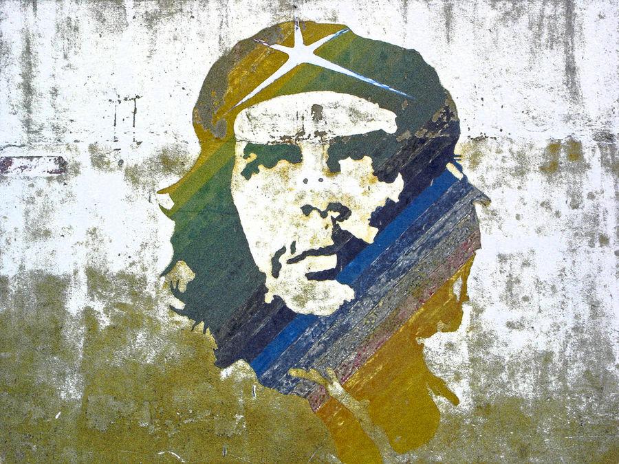 Che - ein Symbol bröckelt