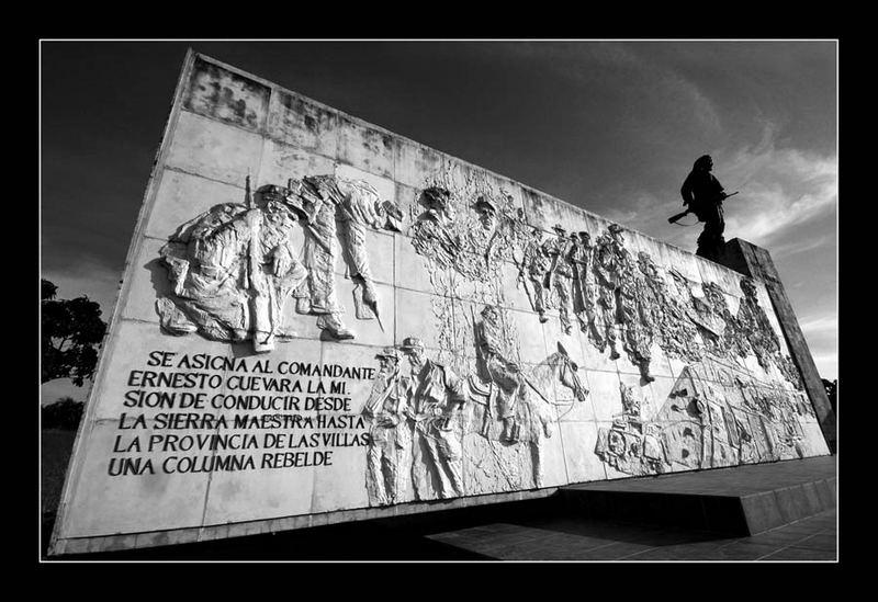 Che Guevara Denkmal bei Santa Clara