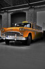 Checker-Taxi (HDR)