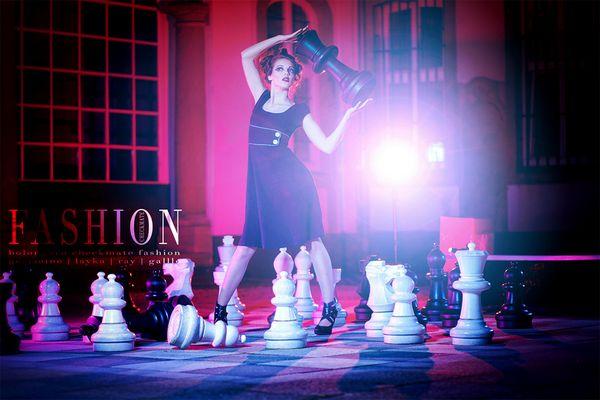 Checkmate Fashion!