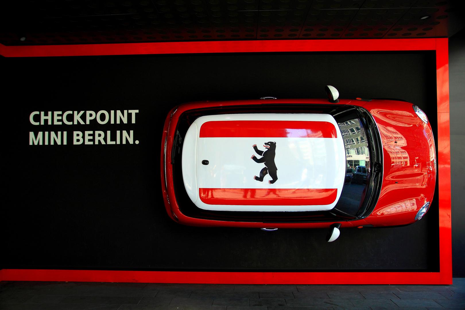 Checkpoint Mini Berlin