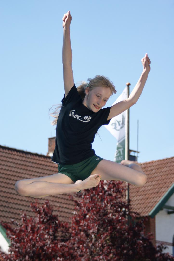 Cheerleading Event