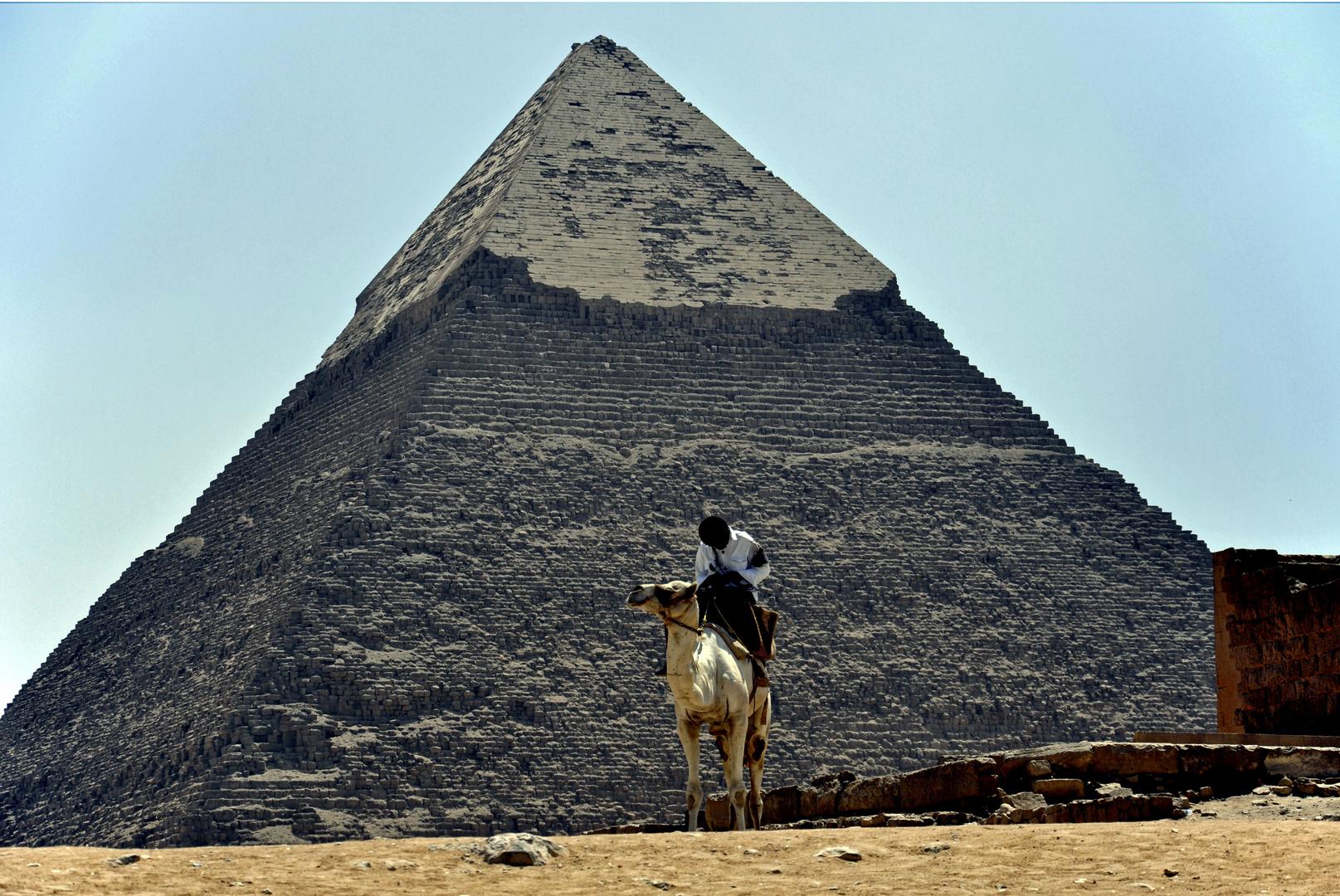Chefren-Pyramide