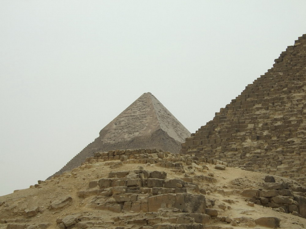 Chefren Pyramide