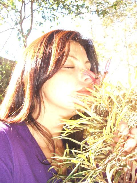 """""""Cheiro de flor"""""""