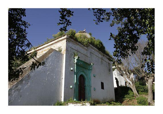 Chellah in Meknes