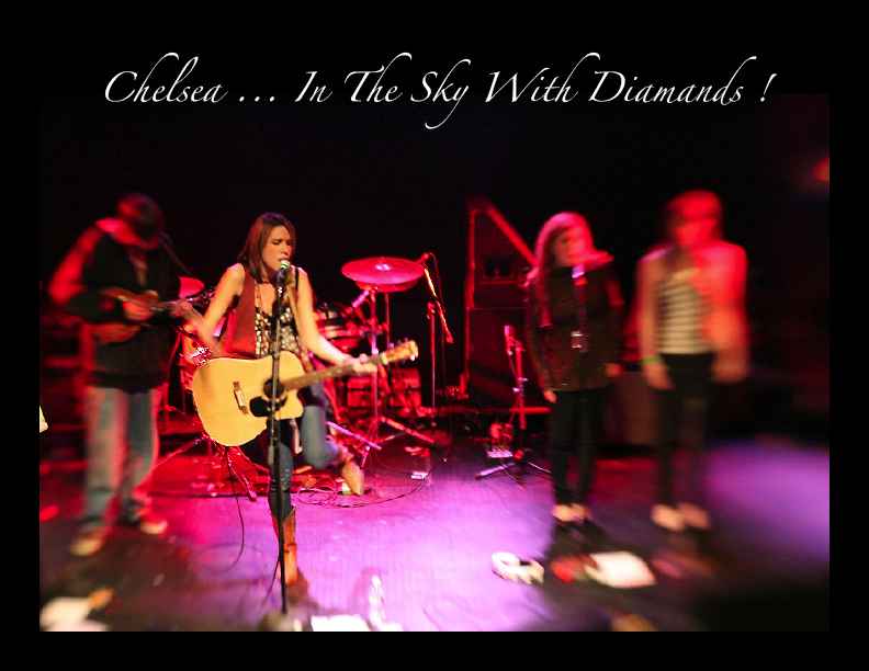 Chelsea Williams - Live at the Troubadour 2