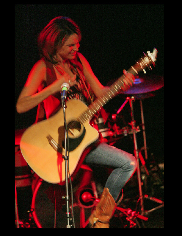 Chelsea Williams - Live at the Troubadour 3
