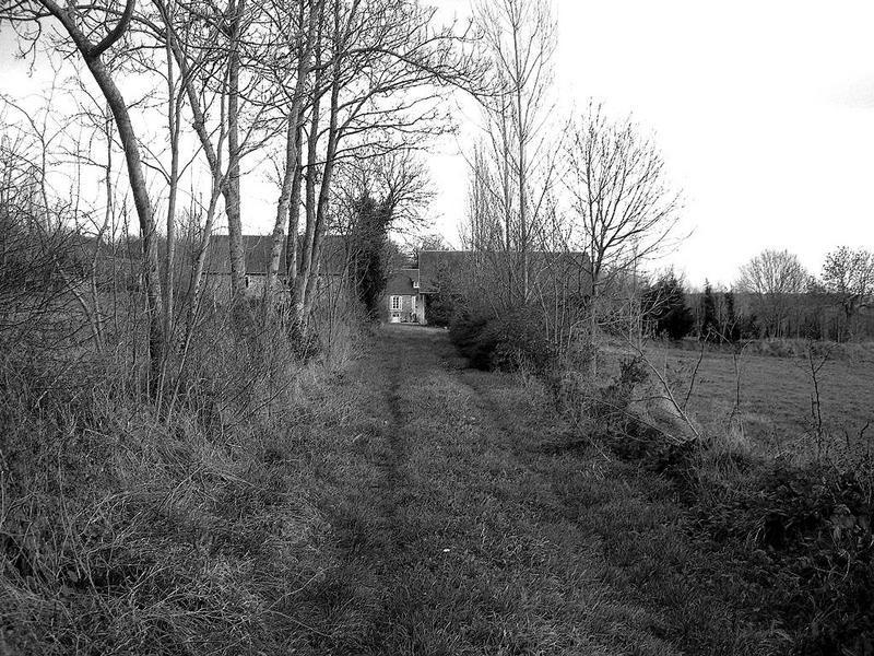 Chemin de la ferme