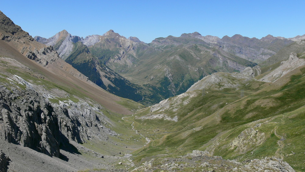 Chemin du Glacier Taillon. 0707