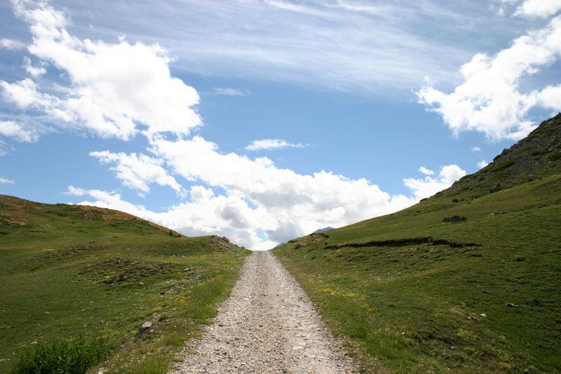 Chemin vers le ciel