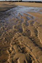 Chemins de sable