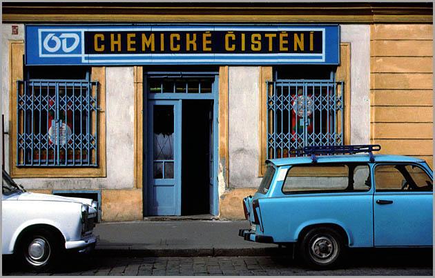 Chemische Reinigung