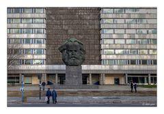 Chemnitz - Karl Marx Kopp
