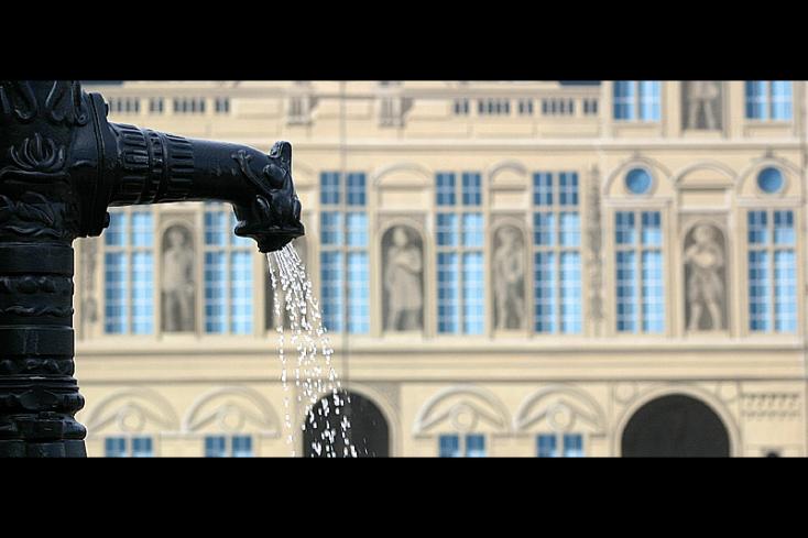 Chemnitz - Klein Paris auf dem Hartmannplatz