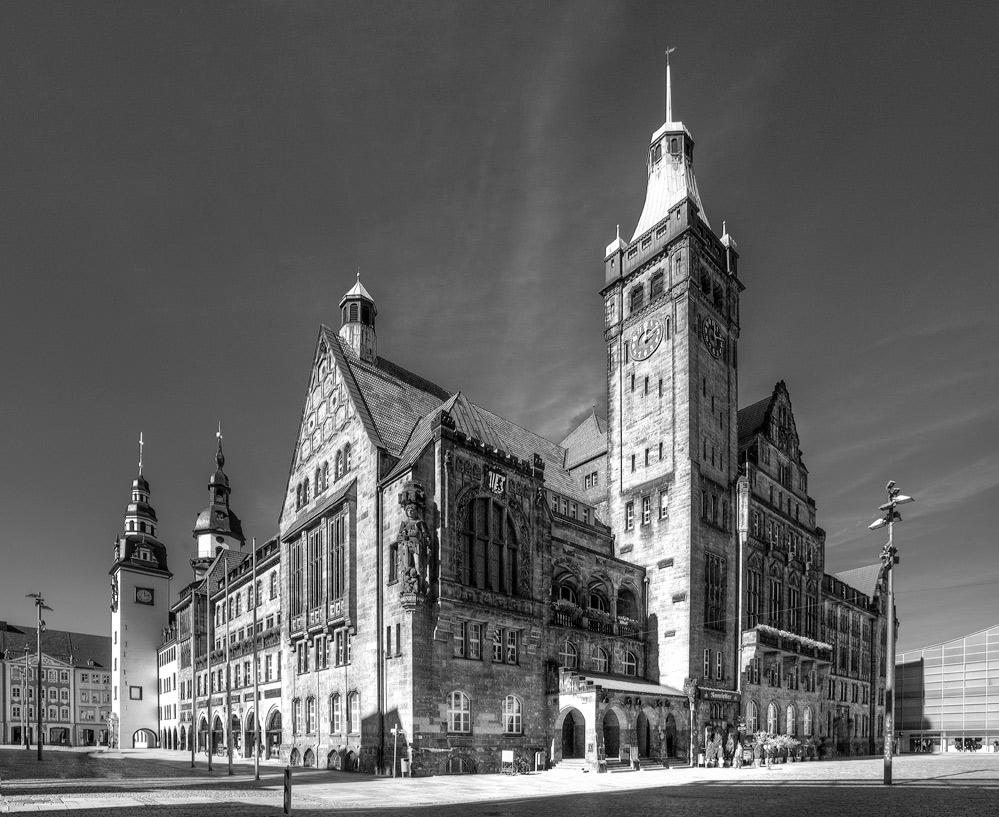 Chemnitz, Rathaus