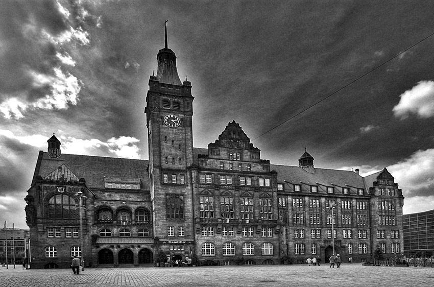 Chemnitz vor dem Untergang...