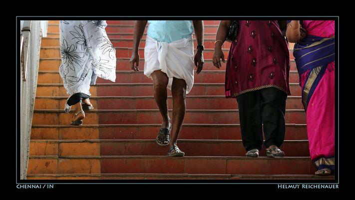 Chennai Railway Station, Chennai, Tamil Nadu / IN