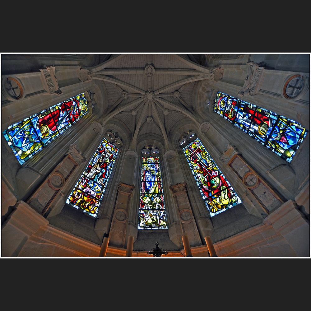 Chenonceau – Die Schlosskapelle