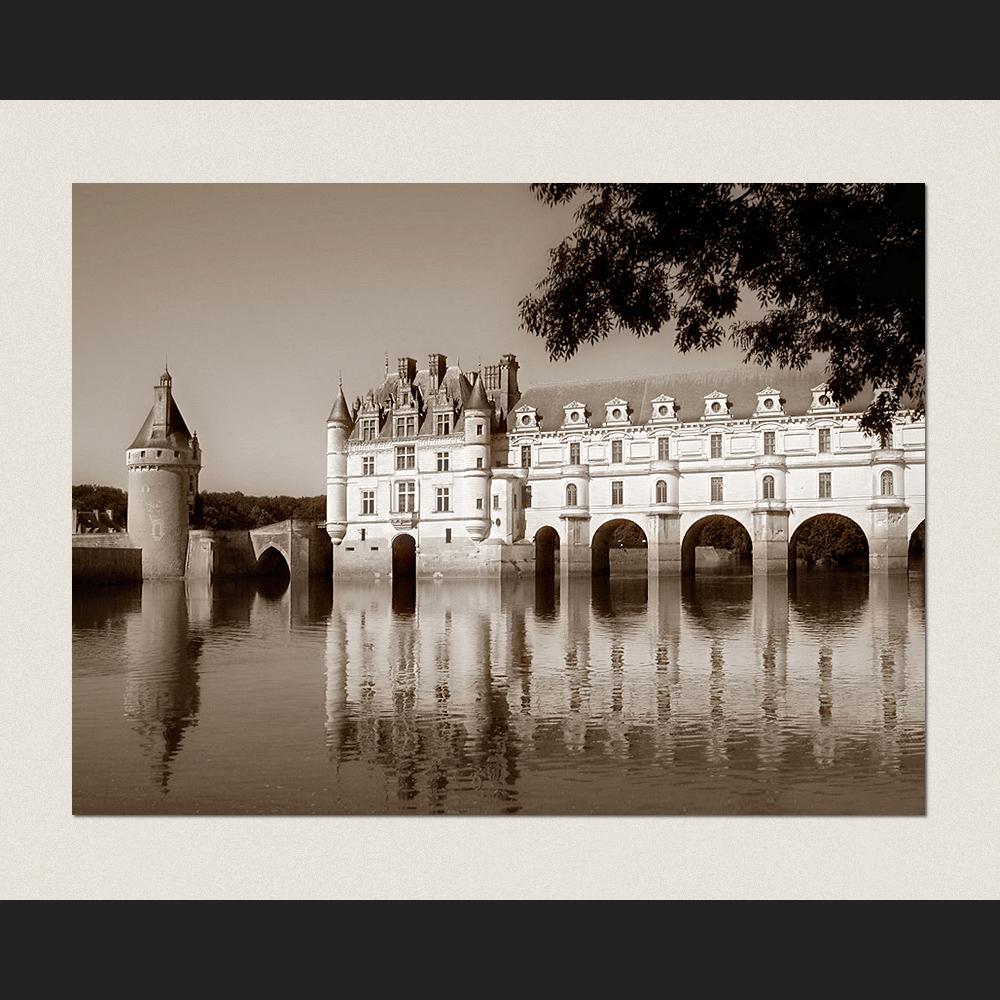 Chenonceau – Schloss über dem Fluss