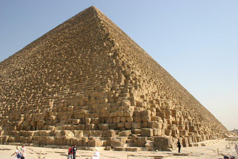 """Cheops Pyramide Gelöst von """"Wolfinho"""" in Sekundenschnelle!"""